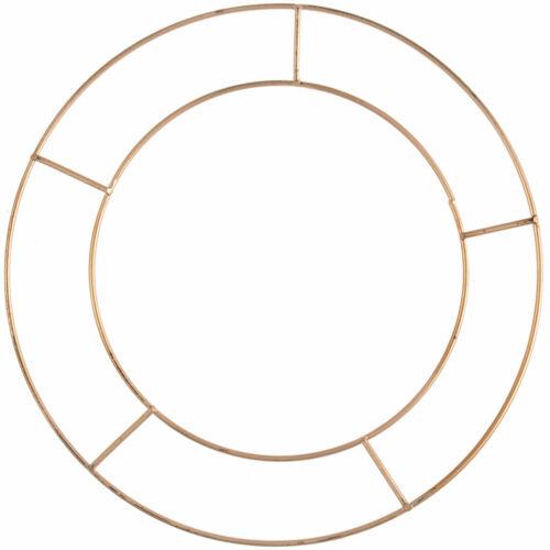 environ 30.48 cm Couronne Bague-Unique Art Floral hoop frame Basic fil plat 12 in