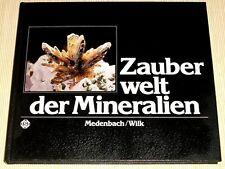 Medenbach, Wilk - ZAUBERWELT DER MINERALIEN - 110 Farbaufnahmen Sigloch Edition