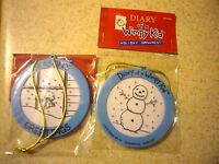 Diary Of A Wimpy Kid Holiday Christmas Ornament Snowman Greg Heffley Seasons
