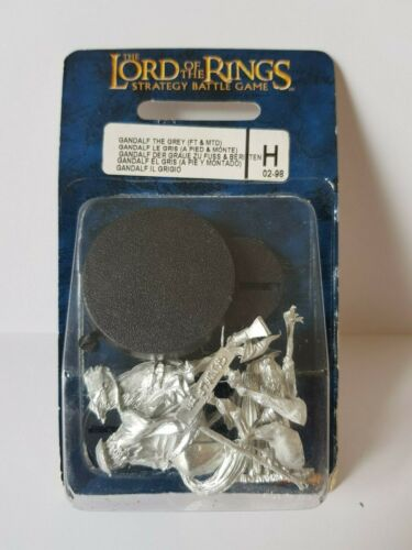 Big Multi-Listing LOTR Blisters Rohan Arnor Warriors Gandalf Riders of Dead OOP