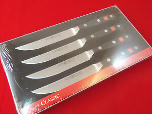 Wusthof-Classic-4-piece-Steak-Knife-Set-4-X-4068-12-9731-NIB