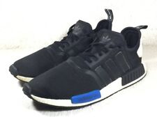 7d521a077 Adidas NMD Runner R1 Shoes Mens Tokyo Black Athletic Casual S79162 Size 14  EUC