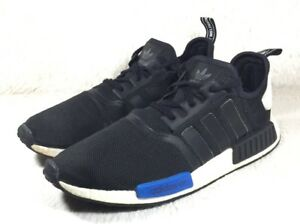 0ba40bb9e27b0 Adidas NMD Runner R1 Shoes Mens Tokyo Black Athletic Casual S79162 ...