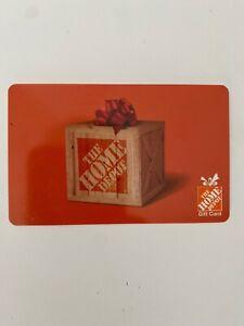Home Depot 500 Gift Card Ebay