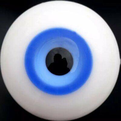 16MM Purple  Round Glass Eyes for BJDDoll Reborn Doll DIY Jewelry Craft