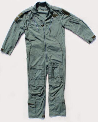 RAF Aircrew Coveralls MK16A Grade 1 Sage // Green Flight Suit Overalls