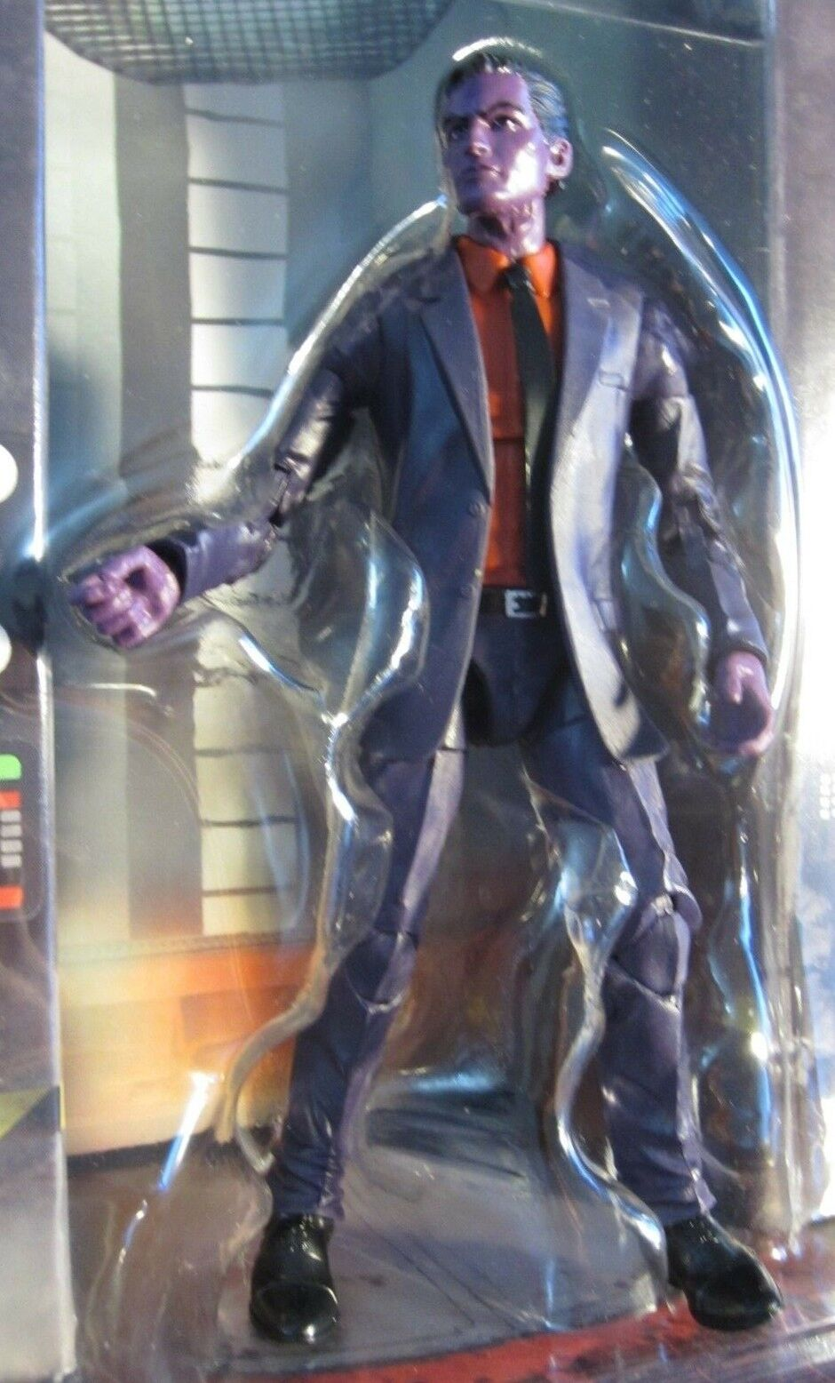 Marvel Legends 6  lila Man The Raft SDCC Exclusive Figure New Mint Loose