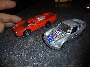 Ancienne-NOREV-Porsche-Carrera-Martini-amp-917-Metal-Jet-Car-1-43e