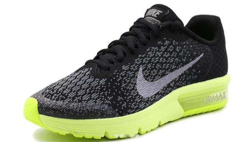 Nike Men's Boy's Air Max Sequent 2  Running Shoe Trainers 869993 008  Cheap women's shoes women's shoes