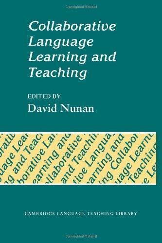 Collaborative Sprache Lern und Lehren von Nunan , Davidstern