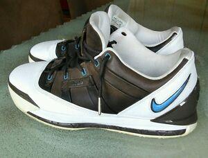 online store 666d0 1f089 Image is loading Vintage-Nike-Zoom-LEBRON-3-LOW-Mens-Sz-
