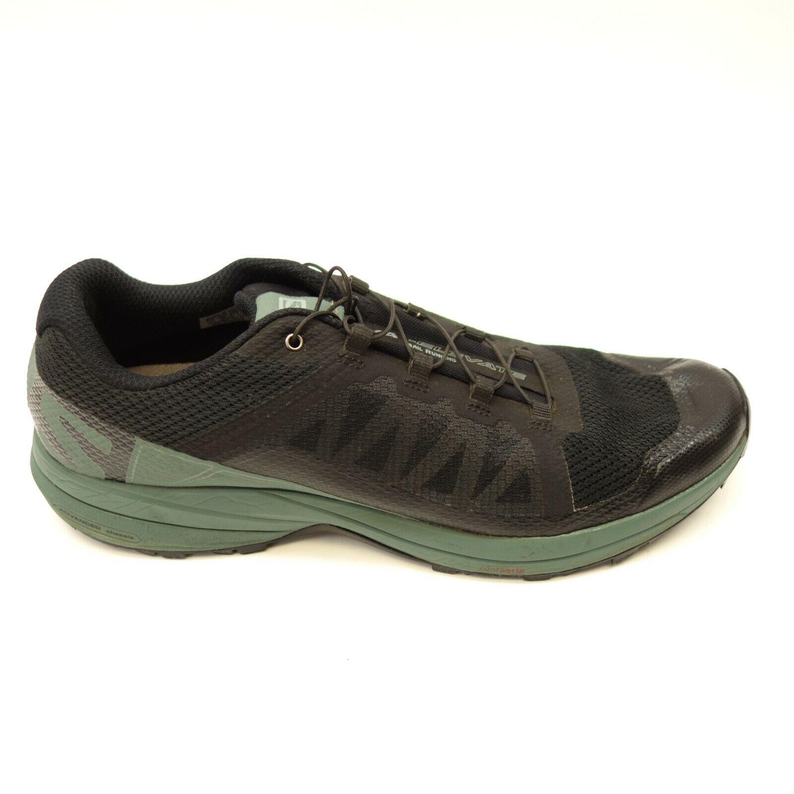 Salomon Herren Xa Elevate Traillauf Athletic Wandern Mountain Schuhe Sz 11.5