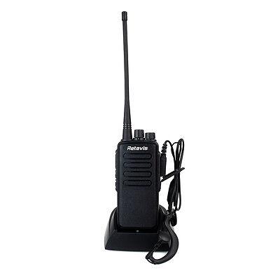 Retevis RT1 Walkie Talkies 10W 16CH VHF 3600mAh 1750Hz Tone Transceiver Radio