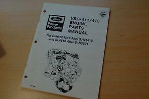 repair manual vsg411