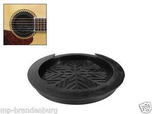 Acoustic Guitar-Schalloch-Damper Feedback Buster Schalloch Dampers