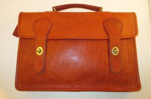 Rust Pre tasaktentas Vintage Cashin creed Coach lederen Bonnie trhCsQd