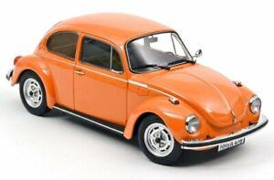VW Volkswagen Käfer / Beetle 1303 - 1973 - orange - Norev 1:18