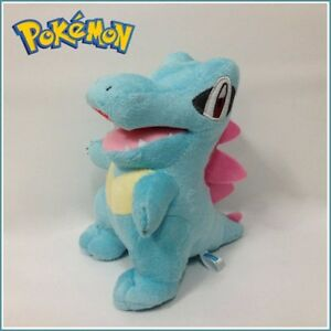 Pokemon-Plush-Totodile-Soft-Toy-Nintendo-Stuffed-Animal-Doll-Teddy-Figure-7-034