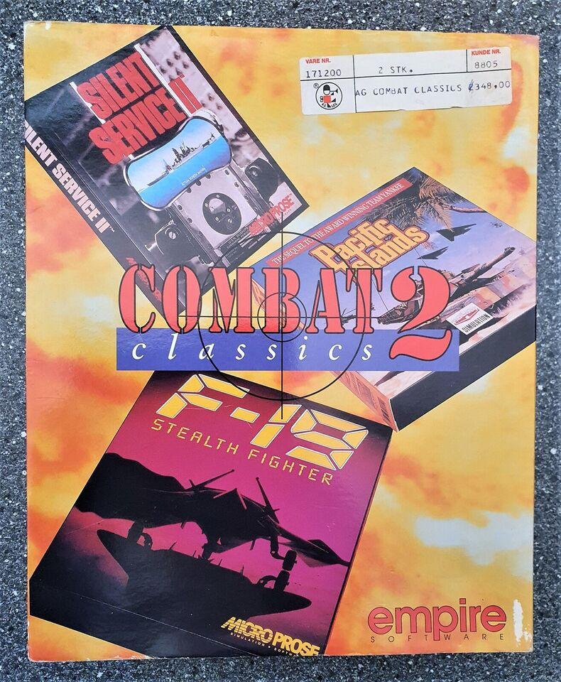 Combat Classics 2 [Big box], Amiga