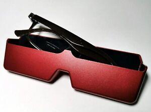 HR-IMOTION-Brillen-Ablage-Staender-Brillenstaender-Brillenfach-Brillenhalter-RED