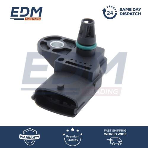 Intake Manifold Pressure MAP Sensor for CHEVROLET SAAB VAUXHALL 55568175 1235029