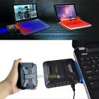 Mini Vacuum USB CPU Super Cooler Air Extracting Cooling Fan for Laptop Notebook