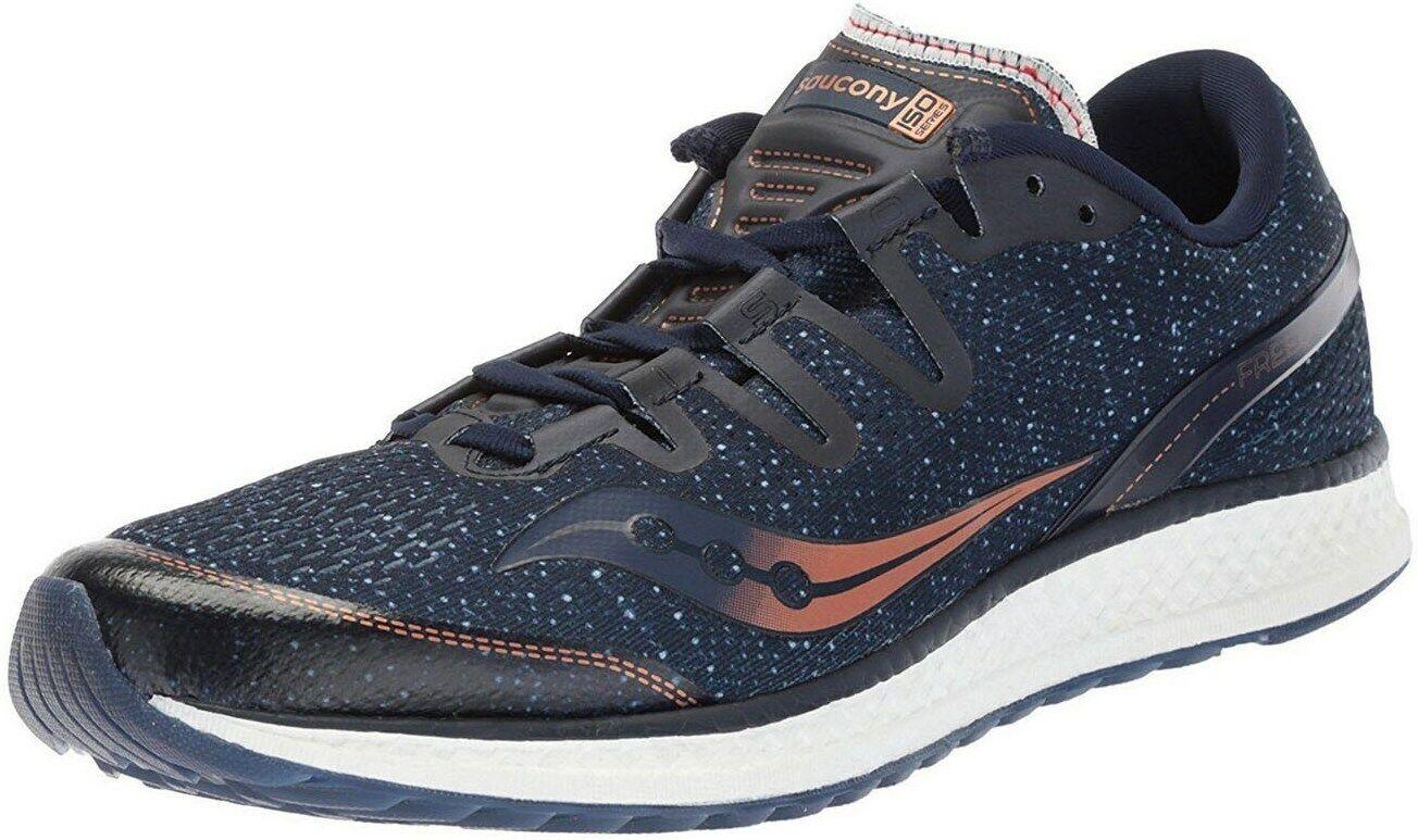 Saucony Freedom Freedom Freedom ISO Herren Laufschuhe Sport Fitness Freizeit Schuhe Turnschuhe NEU 99ca4b