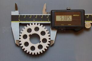 "ATLAS CRAFTSMAN 10"" & 12"" lathe 32 tooth 3/4 keyed bore gear Nylon US made FDM"