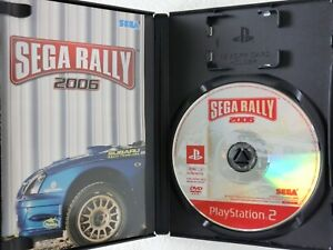 SEGA-RALLY-2006-Without-CHAMPIONSHIP-1995-PS2-Sony-Playstation-2-From-Japan