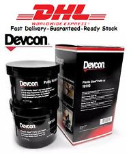 Devcon 10110 Plastic Steel Putty A 1 Lb Kit Metal Filled Epoxy