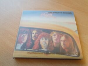 The-Pretty-Things-Freeway-Madness-CD-Limited-Edition-Numbered-Gold-Disc