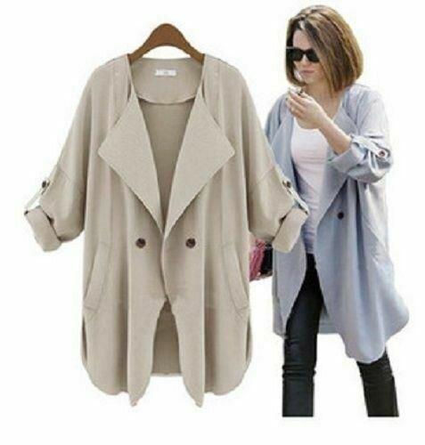 UK Women Chiffon Jacket Cardigan Size 6 8 10 12 14 16 18 20