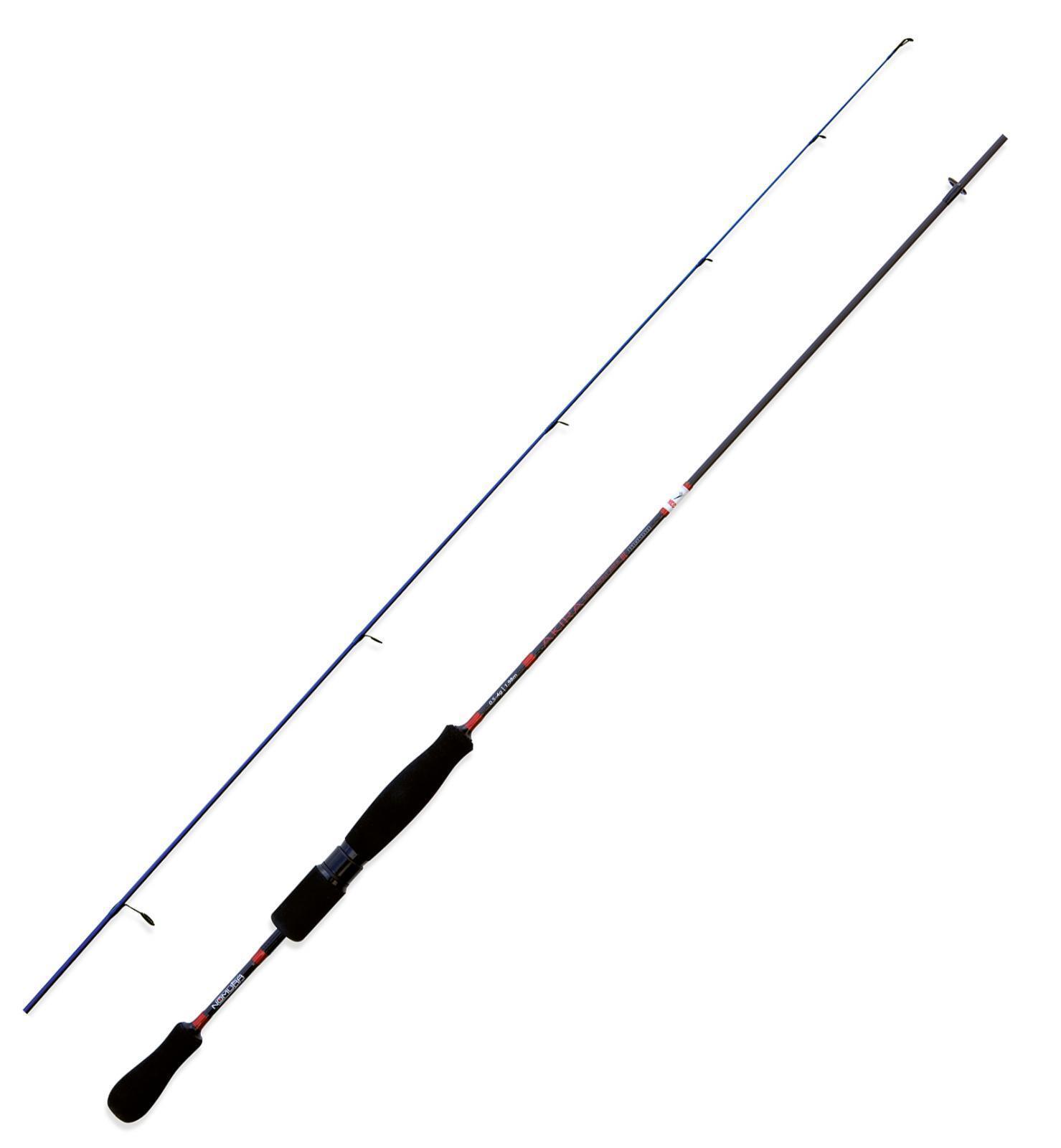 NM20520418 Nomura Canna pesca Trout Area Akira Solid 1,80cm  0,5-4 gr     CAS