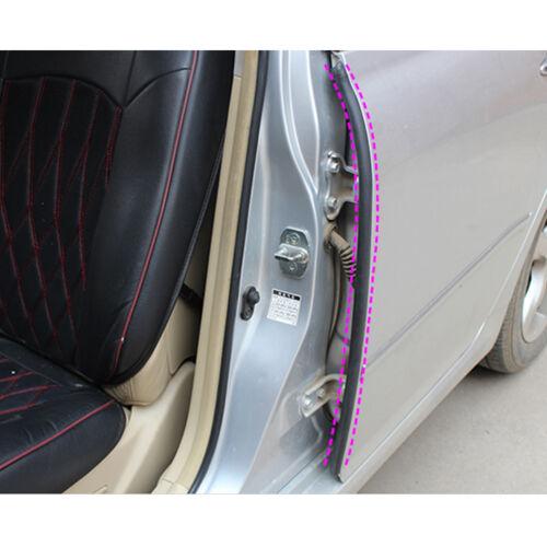 Car Door Protector Rubber Seal Trunk Edge Trim Guard Weather Strip 1Meter