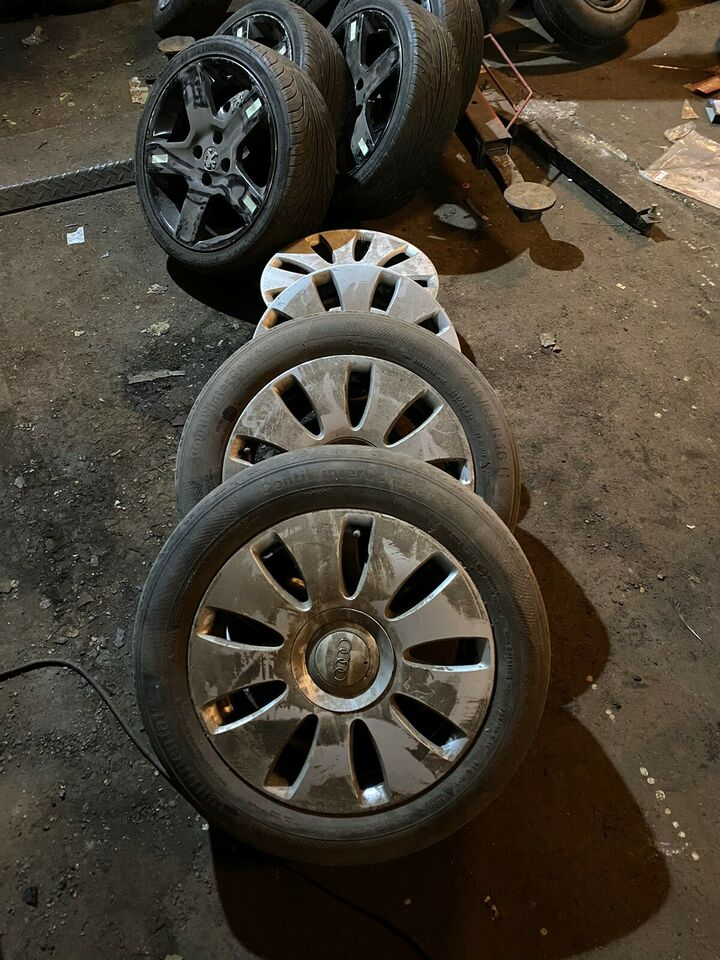 "Alufælge, 16"", Audi"