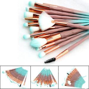 20PCS-Unicorn-Makeup-Brushes-Set-Foundation-Blush-Eyeshadow-Eyebrow-Brush-Tools