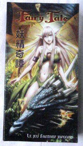 FAIRY TALE Ubik Illustré par Yoko Nachigami Le jeu de Fantasy japonais