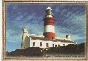 Agulhas-Lighthouse-South-Africa-Postcard-329a
