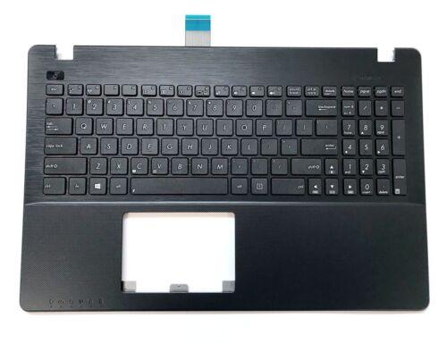 New US black palmrest keyboard for Asus K550J K550JD K550JK K550JX Topcase