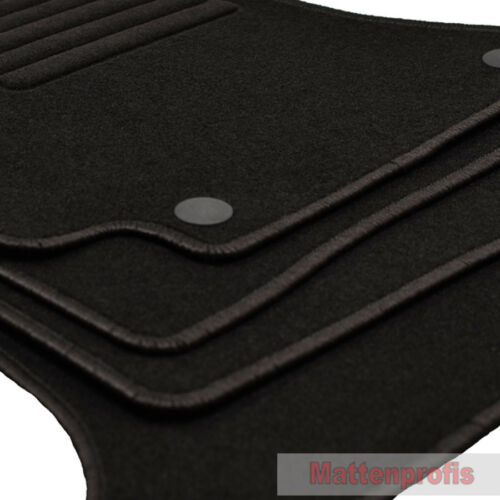 Velours Fußmatten für Mercedes C-Klasse W205 S205 T-Modell Kombi ab Bj.12//2013