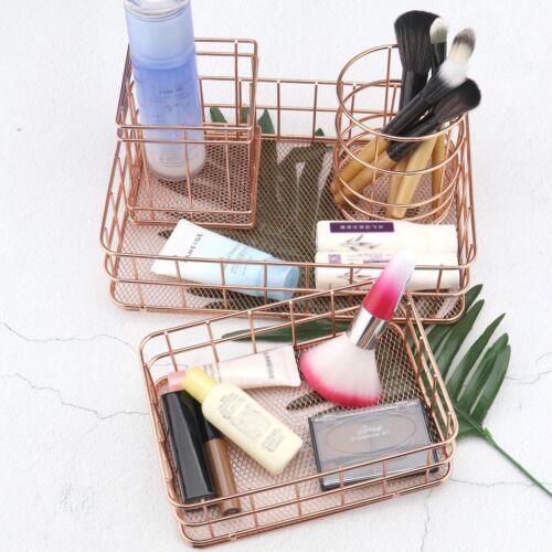 4x Hohl Stiftehalter Stifteorganisator Make-up Pinsel Vase Pot Box Hülle