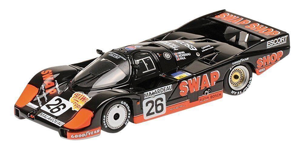Minichamps -  430846526 - Porsche 956 L Swap Shop - Le Mans 1986 - Echelle 1 43  très populaire