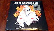 "AIR PLAYGROUND LOVE LTD RSD UK PS Orange Vinyl 7"" 45 The Virgin Suicides OST"
