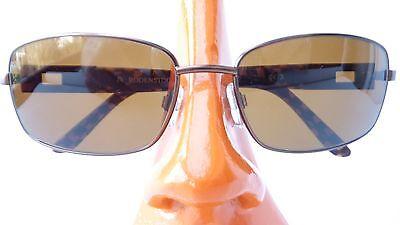 Bellissimo Occhiali Da Sole Donne Marrone Rame Marche Telaio Toni Rodenstock Sunglasses Taglia M-mostra Il Titolo Originale