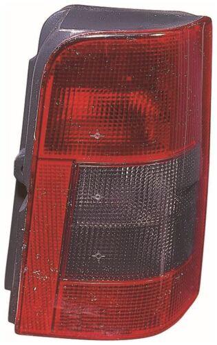 Citroen Berlingo 1996-2002 Rear Tailgate Rear Tail Light Lamp O//S Drivers Right