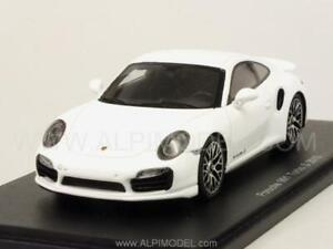 Porsche-911-Turbo-S-991-2015-White-1-43-SPARK-S4935