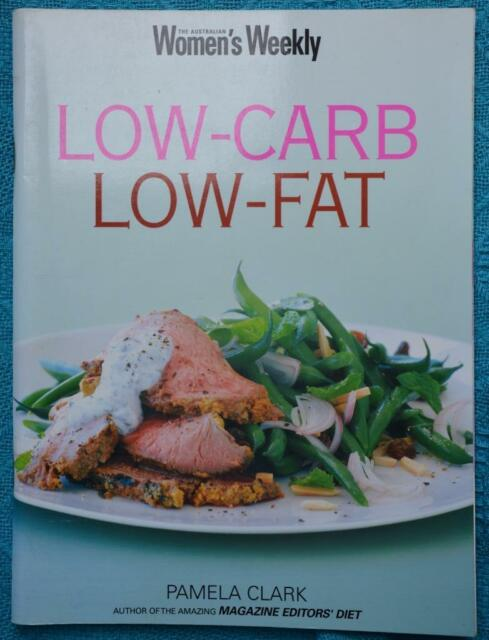 Low Carb, Low Fat by Bauer Media Books (Paperback, 2004)