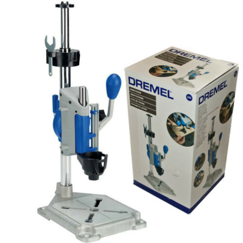 Dremel 220-01 Drill Press Tool Holder And Flex Shaft Holder All In One 16-29 inc