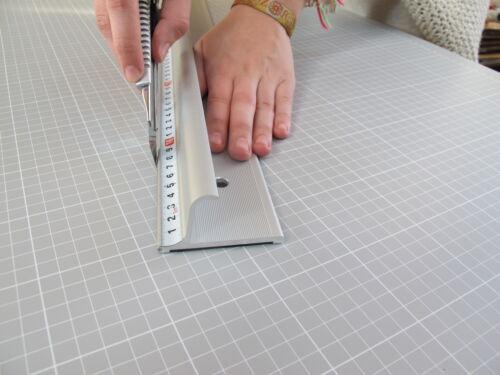 Schneidelineal Profilineal mit Größen von 55-305cm Länge! Sicherheitslineal