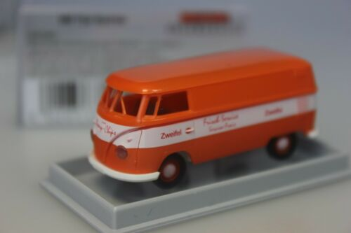 Sondermodell 32655-1:87 Brekina VW T1 Kasten POMY CHIPS// Schweiz
